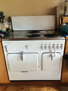 Antique Chambers Gas Stove Model B, Great Condition