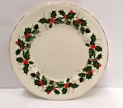 Royal Chelsea Noel 8-1/2 Salad Plate Best More Availabe