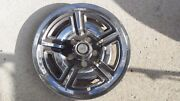 66 69 Ford Galaxie Mustang 15 In. Mag Hubcaps Wheel Covers Antique Vintage