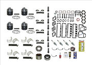 Rebuild Kit Force Outboard 120 1996 - 1999 Std .020 .030 .040 Top Guided