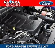 Ford Ranger Engine 2.5 Xlt Engine Code 2006-2010 Supply And Fit