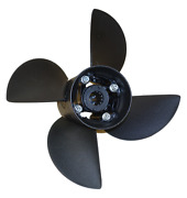 Propeller For Evinrude 15-35hp 10.4 X 12-16 Adjustable Pitch Propulse 4901
