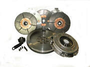 Valair Triple Disc Clutch W Flywheel 89-04 5spd Competition 1200hp 12.00 X1.375