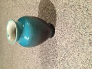 MARKED ON BASE 1950 MID CENTURY POTTERY VASE 6 1/4""