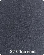 16 Oz Cutpile Marine Outdoor Bass Boat Carpet 1st Quality 8.5and039 X 30and039 Charcoal