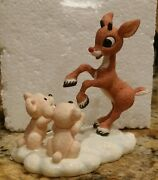 Enesco Rudolph And The Island Of Misfit Toys