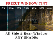 Precut All Sides And Rear Window Premium Film Any Tint Shade For Mazda Mvp