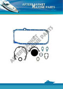 Conversion Gasket Set Fel-pro For Mercruiser Volvo And Omc 17124