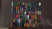 Huge Lot Of Plastic And Diecast Toy Cars Matchbox Hot Wheels
