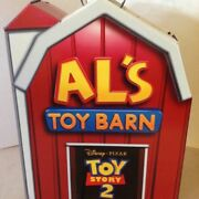 Rare Vintage Toy Story 2 Aland039s Toybarn Set From Japan Free Shipping