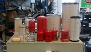 Massey Ferguson Tractor Filters Model 6614, 6615 ,6616 Dyna Step, And Dyna Vt