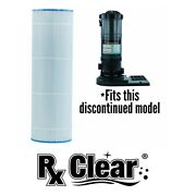 Rx Clear Replacement Cartridge For Hydromatic Prc150 Pool Filter - Old Style