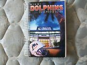 2010 Miami Dolphins Media Guide Yearbook Press Book Program Nfl Football Ad