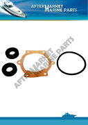 Volvo Penta Gasket And Seal Kit For Raw Water Pump Aq6090-115120amb1820md3b
