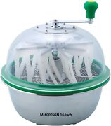 Vr Grow The Clean Cut M-6000sgn Series Bowl Leaf Trimmer 16-inch Hydroponic Spin