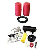 Air Lift Control Air Spring And Dual Air Compressor Kit For Ford Flex Sel/limited