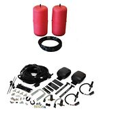 Air Lift Control Air Spring And Dual Path Leveling Kit For Ford Edge/lincoln Mkx