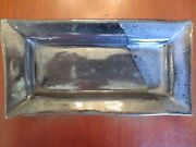 Studio Art Pottery Butter Dish