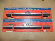 9 Nos Wiper Blades_1932-48 Pontiac Cadillac Olds Chev Buick/40-48 Ford Lincoln