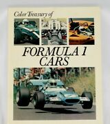 Rare Peter Revson Signed And Inscribed Formula 1 Book From Floyd Patterson Estate