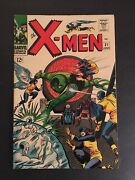 X-men 21  Newstand Fresh 9.8 Nm-mint White Pages