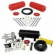 Air Lift Control Air Spring And Single Path Compressor Kit For Ford Expedition