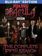 Young Dracula The Complete Fifth Season New Blu-ray Disc