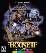House Ii The Second Story New Blu-ray Disc
