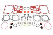 Oe Replacement Top End Gasket Seal Kit 96 103 Engine Harley Softail Dyna Touring