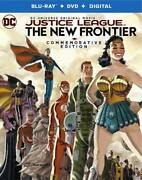 Justice League The New Frontier New Blu-ray Disc