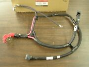 Nos Oem Ford 2006 2007 Fusion + Lincoln Zephyr Battery Cable Pair Assembly