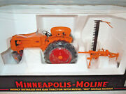 Minneapolis-moline 445 Gas With Model Mo Sickle Mower  By Speccast