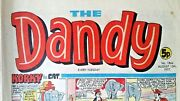 Comic Collection Dandy 65 Issues - 1977 To 1979 - Rare