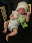 Reborn Doll Prerie Me Size Cute Baby From Japan Free Shipping