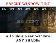 Precut All Sides And Rears Window Film Any Tint Shade Vlt For All Isuzu Axiom