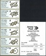 Post And Go 2018 Jersey Guernsey Gibraltar Nautical Knots Raf Navy Vessels Flowers