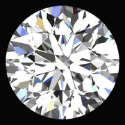 Certified Round Fancy White-f/g Color Si 100 Loose Natural Diamond Wholesale Lo