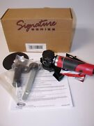 New Sioux Tools 5 5 Inch Angle Pneumatic Cut-off Tool - Sco10a125