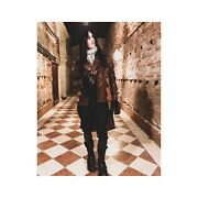 Mens Leather Tailcoat And Waistcoat Steampunk Pirate Venice Carnival Costume