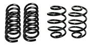 1963-1987 Chevy Gmc 1/2 Ton Truck 5 Rear + 1 Front Lowering Coil Springs Kit