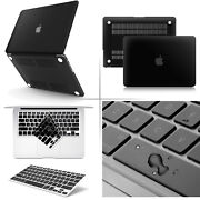 Luxury Set Macbook Hard Case+keyboard Cover For Apple Mac Pro 13 15inch Itouch