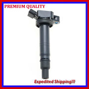 1pc Jsc284 Ignition Coil For 2011-2012 Toyota Tacoma Lexus Is-f 9091902248