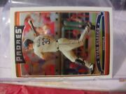 2006 Topps Chrome Baseball Card Singles 1 To 249 You Pick Cards