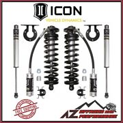 Icon 2.5-3 Coilover System Stage 1 For 2005-2016 Ford F250 F350 Super Duty
