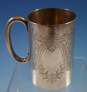 Edward C. Brown English Sterling Silver Baby Cup Hms Duchess Of Devonshire 2171