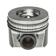 08-10 Ford 6.4l Diesel Mahle Set Of 8 Piston With Rings .75mm.