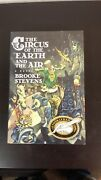 The Circus Of The Earth And The Air By Brooks Stevens Signed First Edition