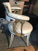 Rare Antique Chair From The Fairmont Hotel Designed By Dorothy Draper