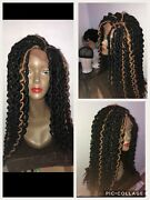 Kinky Twists Faux Locs Hair With Curly Ends 20 Marley Crochet Twists Senegalese