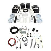 Air Lift Rear Load Lifter 5000 And Load Controller Dual System For Sierra 2500hd